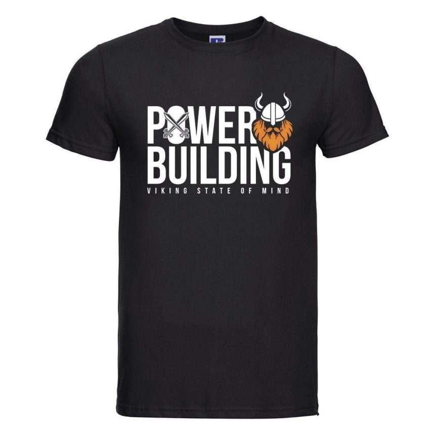 T Shirt Barba Rossa Powerbuilding
