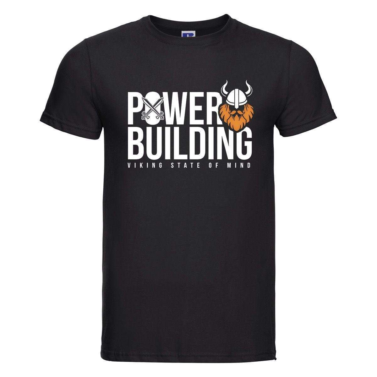 T Shirt Barba Rossa Powerbuilding